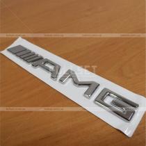 Хром-надпись AMG
