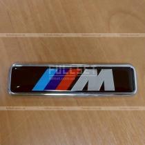 Логотип на крыло с символикой M