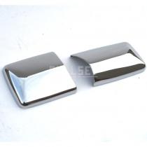 Накладки боковых зеркал (нержавеющая сталь)