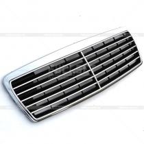 Решетка радиатора Mercedes W210 (95-98)