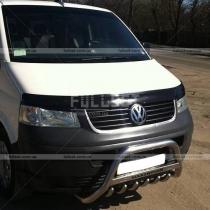 Окантовка решетки радиатора Volkswagen Transporter T5 (04-09)