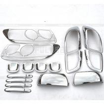 Хром пакет Hyundai Santa Fe (10-12)