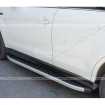 Подножки Volkswagen Touareg (2010-...)