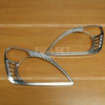 Накладки на фары Honda CR-V (02-06)