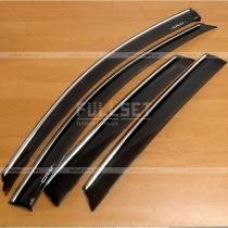 Ветровики на окна Honda CR-V (07-12)