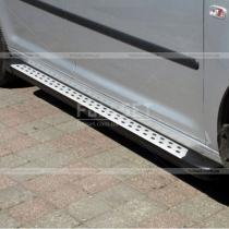 Пороги-площадки Volkswagen Caddy 04-09