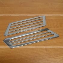 Накладки на обдувы крыльев Mercedes Gelandewagen (90-15)
