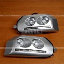 Противотуманные фары Toyota FJ Cruiser (04-12)