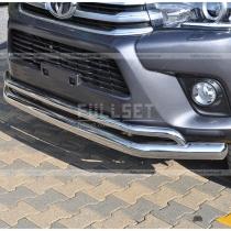 Защитная дуга Toyota Hilux (2016-...)