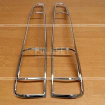 Накладки на заднюю оптику Honda CR-V (02-06)