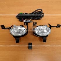 Передние противотуманки Honda CR-V (07-12)