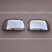 Хром накладки на зеркала Mitsubishi ASX