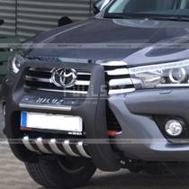 Кенгурятник полиуретановый Toyota Hilux (2016-...)