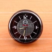 Стальные декоративные часы с эмблемой Nissan