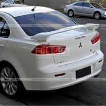 Спойлер багажника Mitsubishi Lancer X (07-14)