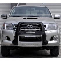 Кенгурятник полиуретановый Toyota Hilux (05-15)