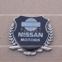 Эмблема герб Nissan
