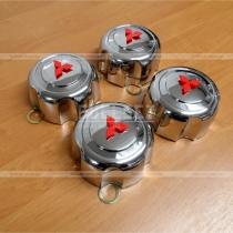 Заглушки в диски Mitsubishi Pajero Wagon 2 (91-99)