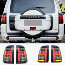 Задние фонари Mitsubishi Pajero Wagon 4 (08-13)