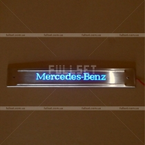 Подсветка порога Mercedes Sprinter