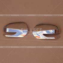 Накладки на зеркала Subaru Forester (08-12)