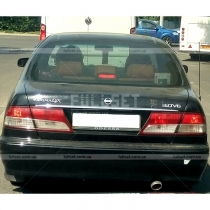 Планка над номером Nissan Maxima A32 (95-99)