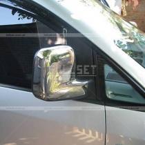 Накладки на зеркала Volkswagen Caddy 04-09