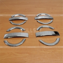 Накладки на ручки Fiat Doblo (01-09)