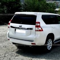 Планка над номером Toyota Prado 150 (2013-...)