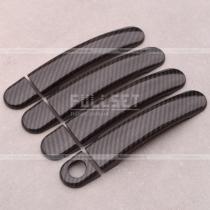 Накладки на ручки карбоновые Volkswagen Golf 4 (98-02)