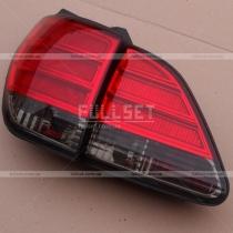 Светодиодные задние фонари (темно-красные)