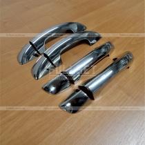 Накладки на ручки Skoda Super B (2009-...)