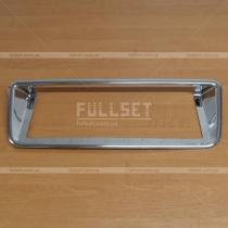 Рамка под задний номер Volkswagen Passat B5 (96-05)
