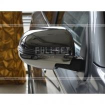 Накладки на зеркала Mitsubishi Outlander (2013-...)
