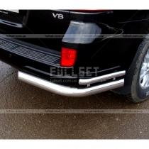 Углы двойные Toyota Land Cruiser 200 (08-...)