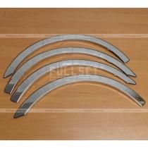Накладки на арки колес Mazda Mazda 3 (04-08)