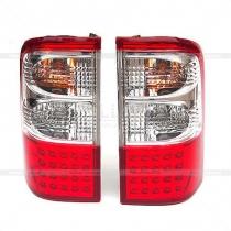 Задние фонари диодные Nissan Patrol Y61 (1997-2010)