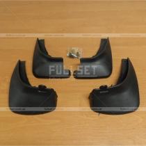 Брызговики Hyundai Accent 06-09