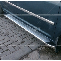 Пороги боковые Volkswagen Caddy 04-09