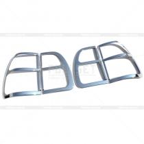 Накладки на задние фонари Lexus LX 470