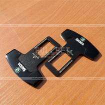 Вставки в ремни безопасности Skoda Super B (2009-...)