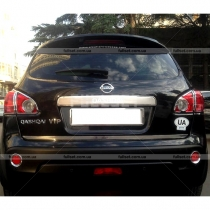 Молдинг багажника Nissan Qashqai (07-10)