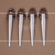 Хром накладки на дверные ручки
