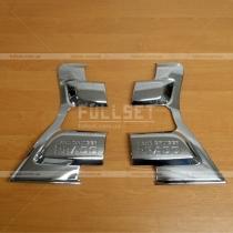Накладки на заднюю оптику Toyota Prado 150 (2013-...)