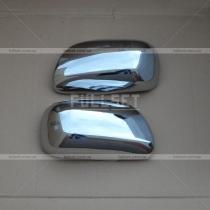 Накладки на зеркала Toyota Corolla (07-09)