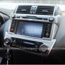 Накладка на блок климат контроля Toyota Prado 150 (08-12)