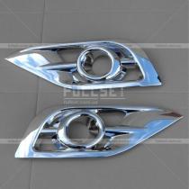 Накладки на противотуманные фары Honda CR-V (2012-...)