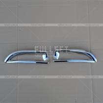 Накладки на задние противотуманки Honda CR-V (2012-...)