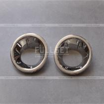 Хром накладки на противотуманные фары Nissan Pathfinder (2005-2013)