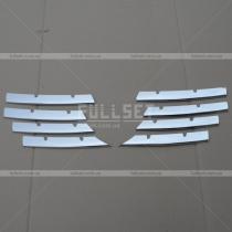 Накладки на решетку Volkswagen Passat B6 (05-10)